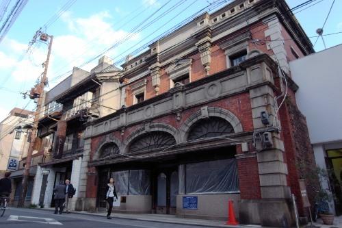 京都の歴史的建造物とカフェめぐり その2