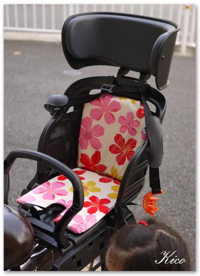 自転車の 自転車 子供 椅子 後ろ : カテゴリ: ハンドメイド ...