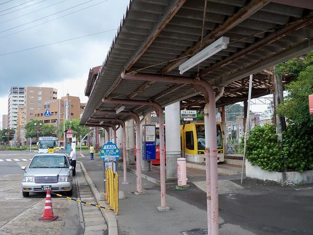 鹿児島駅前電停