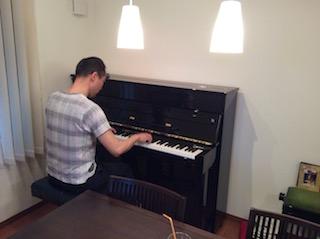 NOBU-K plays C.Bechstein Class.118