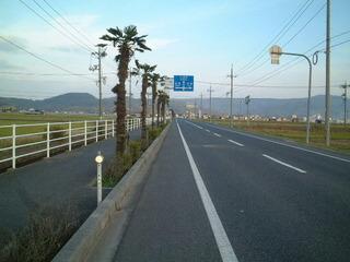 車道外側線.png 上の写真でいうと歩道と車道間の白線です。 これは歩道寄りに走行しないよ...