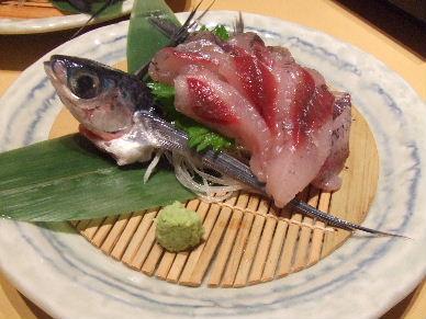 07-624とび魚の刺身