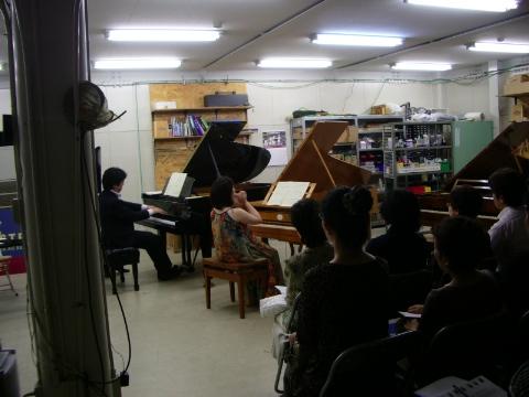 Klavier Konzert in 802