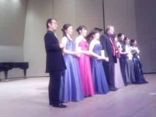 Abschluss Konzert 2010 bei Koidego bunkakakan