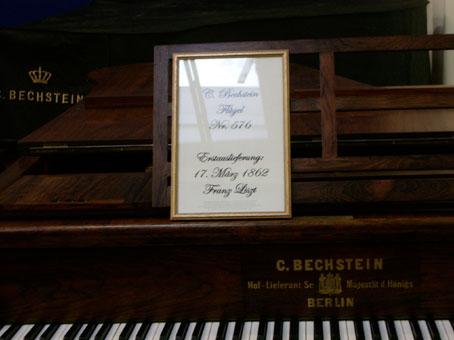Liszt Bechstein