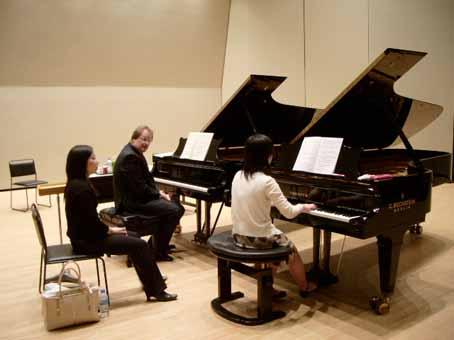 Koidegobunka Piano Lesson