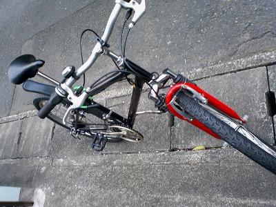 自転車の 自転車 タイヤ交換 前輪 : 通勤2号自転車 タイヤ交換 ...