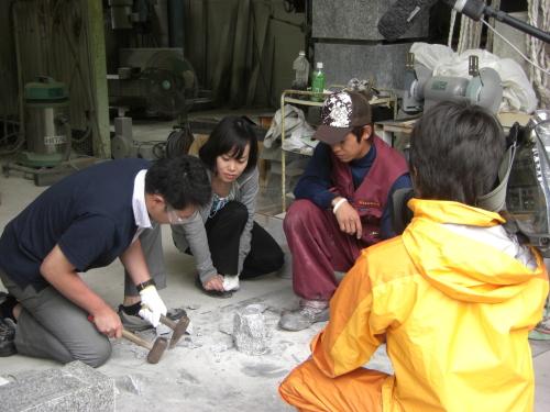 熊本・天草・松島の石屋(浦田石材彫刻店)