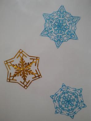 ハート 折り紙:折り紙 切る 雪の結晶-plaza.rakuten.co.jp