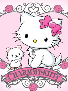 Iphone wallpaper kitty - Princess Love 3