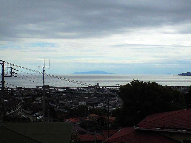 戦国小田原城からの眺望
