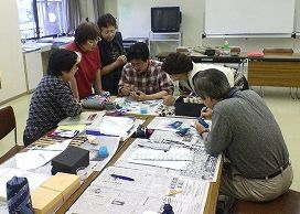 水上氏教室06年10月-2