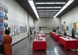 遊印アート協会展2008