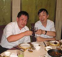 中国出張07年9月