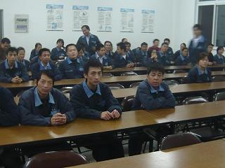 200811月 訪中