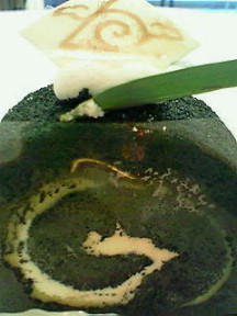 竹炭ロール