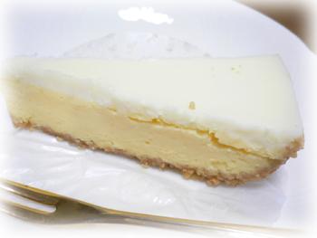 ブレリーズチーズケーキ
