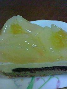 しょうがのケーキ