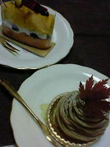 ルカのケーキ