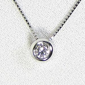 Pt900ダイヤモンド プチペンダント  Pt900ダイヤモンド プチペンダント ¥28,000
