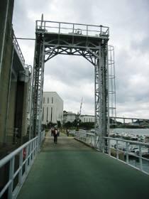 新来島ドック水門