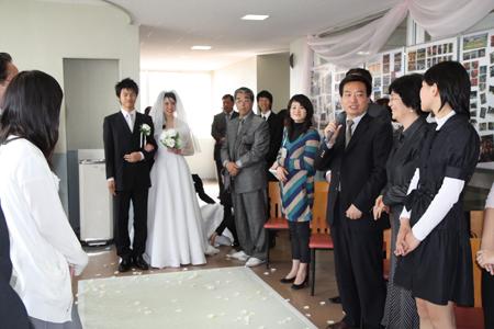 結婚式 結婚式 3月 服装  各種の結婚式は自らの特色