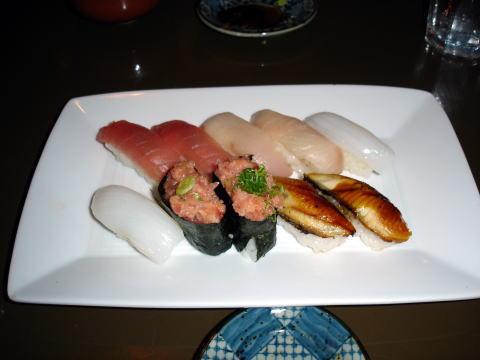 sushi @ ny