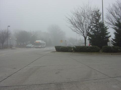 霧のワシントン