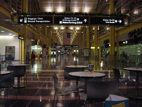 ワシントン・ロナルド・レーガン・ナショナル空港