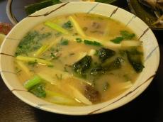 ハリセンボンのスープ