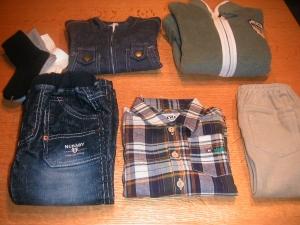 NUの服いっぱい
