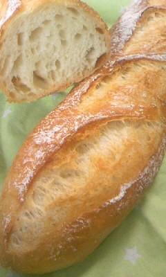 100429フランスパン