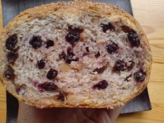 ブルーベリーパン.2