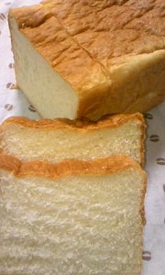 目指す食パン