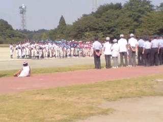 07/08/06県大会準優勝