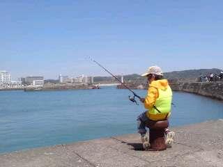 御宿で海釣り・坊主