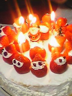 クリスマスケーキ.2