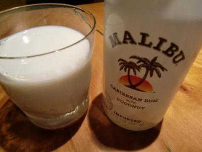 マリブミルク