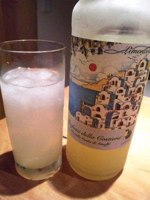 リモンチェッロソーダ