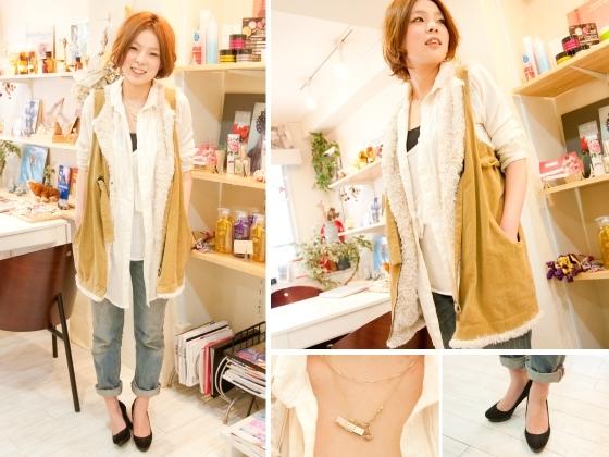 Fashion Snap vol.19】ヤマカワ ユキ/salon Bonjour