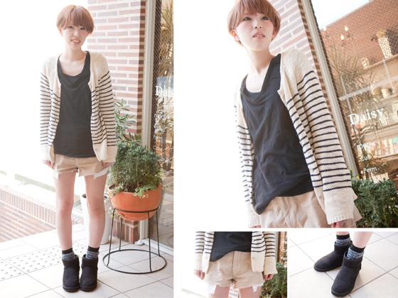 Fashion Snap vol.14】寺本 実加/Daisy