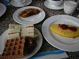 ルネッサンスリゾート 朝食
