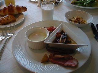 ジ・アッタテラスクラブ&タワーズ 朝食