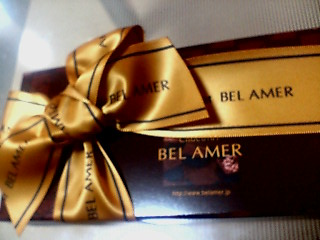 BEL AMER トラディッショナルチョコレート