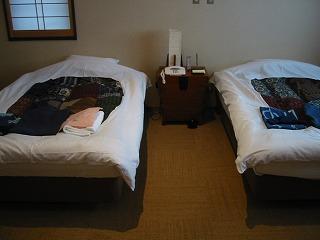 四万十の宿 ベッドルーム