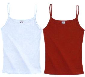 ★キャミソール164-WCM 半額50%OFF!! ホワイト,ブラック,レッド, オレンジ, ピンク