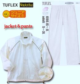 ●タフレックスジャンパー&パンツの上下セット!(子供用〜3L)