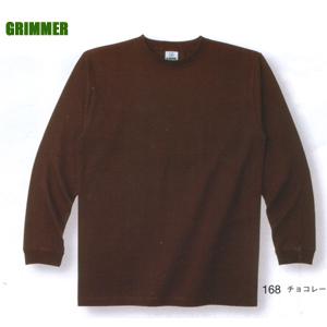 ●116-LSV グリマースーパ-ヘビ-ウエイト長袖Tシャツ半額! 高品質厚手のロンTシャツです!