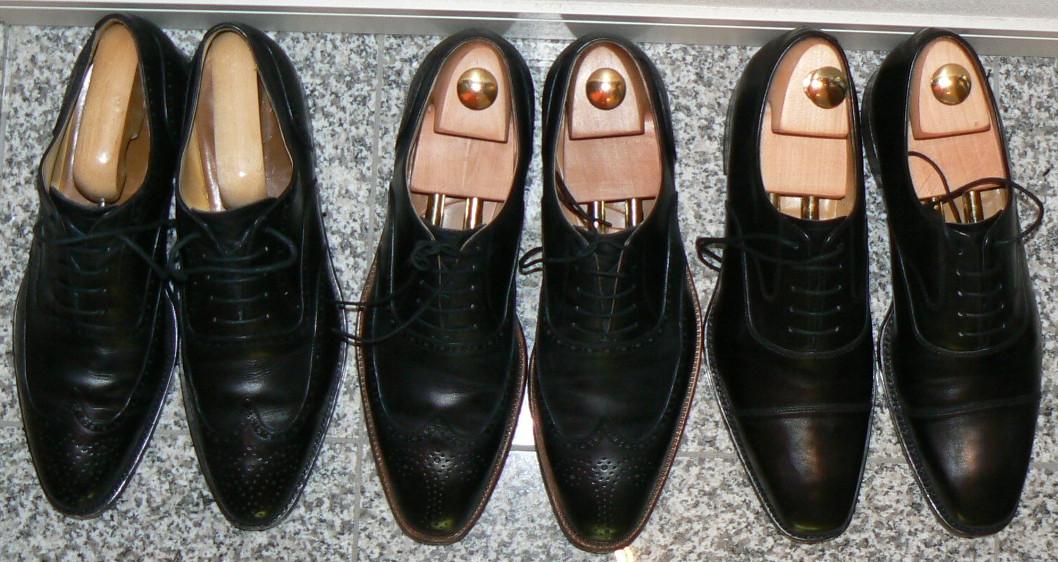 今日は 靴磨き しました♪ ...