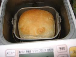 はるゆたかブレンドを使った食パン